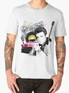 Elvis Presley collage by ValentinaHramov