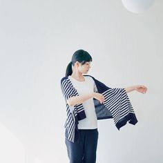 When its time for short-sleeved or sleeveless tops keep our thin stole on hand for those cooler moments. Wear like a scarf or a cardigan. Muji, Organic Cotton, Sleeveless Tops, In This Moment, Cape, Arms, How To Wear, Mantle, Cabo
