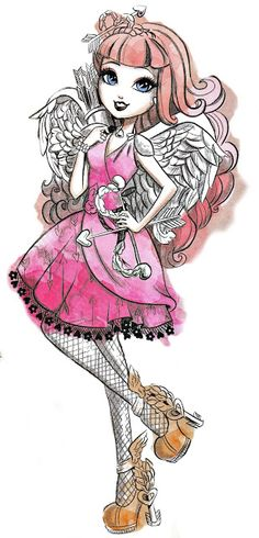 .c.a. cupid: #eah #everafterhigh
