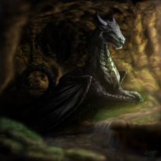 Dragon's Den by ~Gingy1380 on deviantART