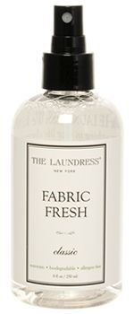 oped The Laundress Classic Fabric Fresh to be non-toxic and have anti-bacterial properties to help remove odor and freshen with our favorite scents. This product can be u by The Laundress @Luvocracy |