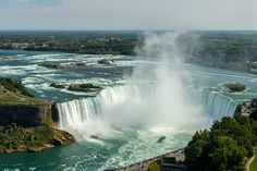 Check out the best tours and activities to experience Journey Behind the Falls. Don't miss out on great deals for things to do on your trip to Niagara Falls & Around! Reserve your spot today and pay when you're ready for thousands of tours on Viator. Niagara Falls Vacation, Places To See, Places To Travel, Travel Things, Bella Vista, Fall Vacations, Iguazu Falls, Les Cascades, New York City Travel