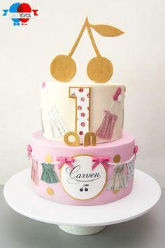 NOS CRÉATIONS - Cake Bonpoint - CAKE RÉVOL - Cake Design - Nantes