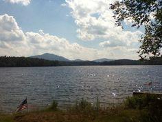 Kawassa Lake, Saranac Lake NY
