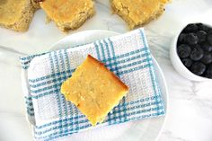 This coconut blondies recipe is deliciously moist and light. Baked with coconut flour, flavoured with vanilla and desiccated coconut this is a tasty cake.