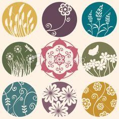 Fresh Air Flower Circles