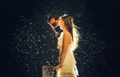 Washington Wedding Photography | Clane Gessel Photography #SnowWedding #Wedding #Photography