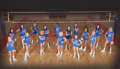 Boise State University Volleyball #GoBroncos #BoiseState This is my team!