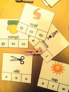 kezdőhang kártyák