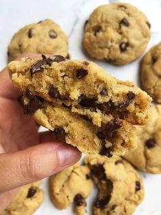 Frozen Cookie Dough, Frozen Cookies, No Bake Cookies, Cookies Et Biscuits, Sweet Cookies, Baking Cookies, Cake Cookies, Cookie Recipes, Dessert Recipes