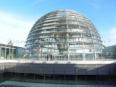 Berlim: visita à cúpula do Reichstag!