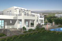 Δύο διώροφες εξοχικές κατοικίες στην Πάρο | vasdekis