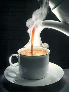 Post  #: Aceita um cafezinho?