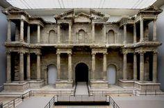 Das Pergamonmuseum auf der Museumsinsel Berlin