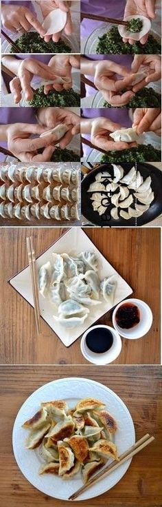 The Only Dumpling Recipe You'll Ever Need, show detailed steps from making of the filling to folding to two ways of cooking. This is our family recipe shared by 4-generations. #dumpling by thewoksoflife.com