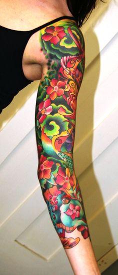 Colored Tattos (7)