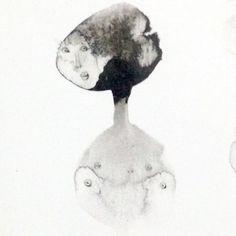 Detail SEED,2017 13.6x19.7cm. Black ink on paper. ออกเมล็ด.... . #jeenteeart #seed #art #artwork #artist #watercolor #paper #painting #draw #gallery #contempoparyart #symbolic #artonpaper #illustration #figurative #portrait #element #myspace #space #nature #human #inspire #drawing #blackandwhite #body #figure #figurativeart #small #minimal #spiritual