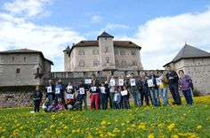 Tra i fiori di Castel Thun #InvasioneCompiuta #invasionidigitali