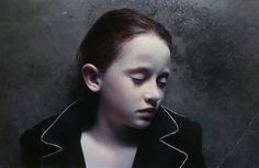 The Murmur of the Innocents 23,2011,mixed media (oil and acrylic on canvas) By Gottfried Helnwein