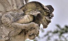 WE MUST GO HERE!! Medieval Chapel Has Geek Inspired Gargoyles Like Gremlins and Alien — GeekTyrant