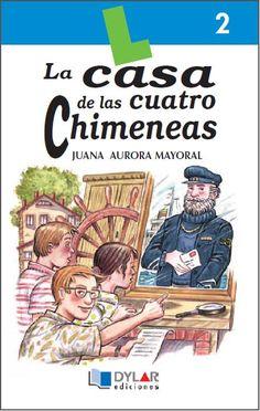 """""""La casa de las cuatro chimeneas"""" de Juana Aurora Mayoral"""