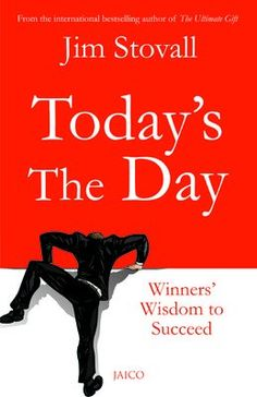 #TodaystheDay is a #book by #JimStovall. The world is made up of all kinds of people in all sorts of #circumstances. Each persuasive #chapter gives you a #practical, and #powerful insight that can help you #successfully negotiate every #situation in your life.