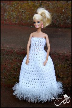 Mamma That Makes: Barbie Month .13 - Ball Gown V1.