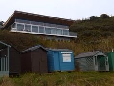 St Abbs Coldingham Bay Scotland, Shed, New Homes, Exterior, Outdoor Structures, Places, House, Home, Outdoor Rooms