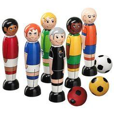 Picture of Footballer Skittles