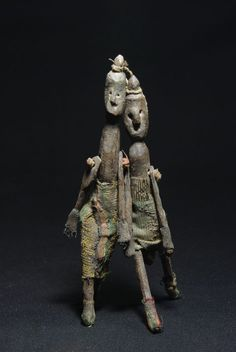 Puppet doll pair - West Timor - Indonesia