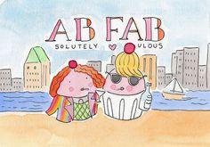 AB FAB Cupcakes