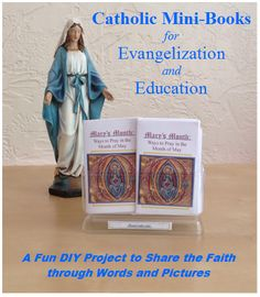Catholic Mini-Books for Evangelization and Education