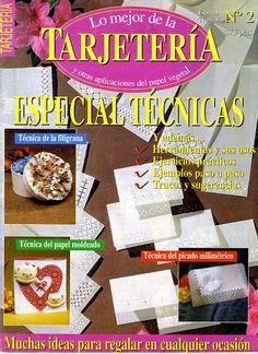 Lo Mejor de la Tarjeteria nº 02 - Gabriela de Coronel - Picasa Web Albums