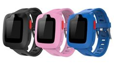 A 4G kids watch with GPS, hopefully coming soon