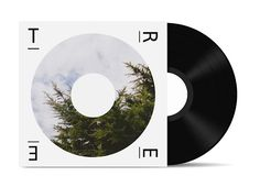 Tree - Vinyl cover, 2012. Art Direction and photography by Jimbo Barbu. link.