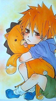 Little Ichigo & Kon