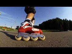 Roller skates tricks for beginners Power stop