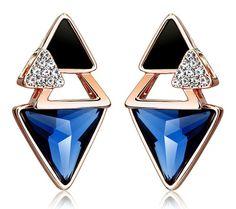 Future Triangle Earrings