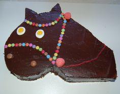 Gâteau d\'anniversaire Cheval