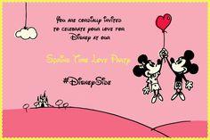 Sneak peak of the fun to commence this weekend! #DisneySide