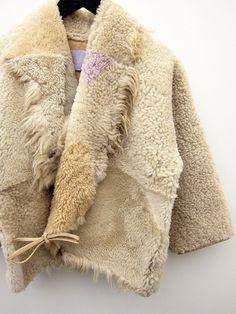// Milena Silvano Shawl Coat
