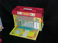 Fisher Price Little People Hospital