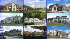 Long Cove community of Mason Ohio 45040.  Prestigious luxury home community featuring many million dollar and up homes.  New construction homes also available.