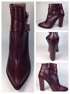 Elegantísimos estos botines de Pura Lopez. Te vas a quedar sin ellos???