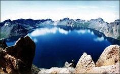 Changbai Mountain range spreads over a few provinces. It is considered a birthplace of the founders of the Qing dynasty and it's the largest settlement of the Manchurian tiger – species on the brink of extinction. The majestic Heavenly Pool is located in the Jilin Province and it's the deepest crater lake in China. Enclosed by 16 peaks, it is a famous spot for 'winter swimming' – even in summer water temperature doesn't exceed 7 degrees Celsius!
