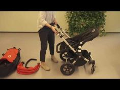 Watch the full demo for the Bugaboo Cameleon. The versatile, modular, multi-terrain stroller for parents who want it all. The demo shows you all the possibil...