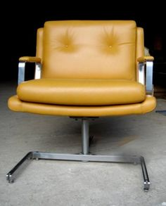 Raphael Armchair | From a unique collection of antique and modern office chairs and desk chairs at https://www.1stdibs.com/furniture/seating/office-chairs-desk-chairs/