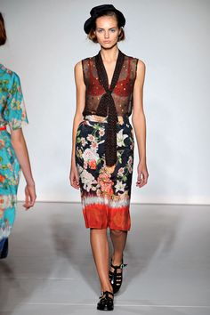 LFW ~ Clements Ribeiro