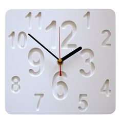 ACHICA | Jollysmith Square Clock