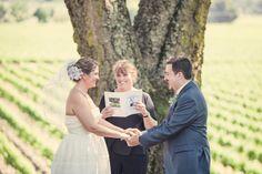 Jen & Jimmy: Healdsburg Garden Party Wedding